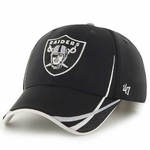 Oakland Raiders '47 Brand Sparhawk Adjustable Cap