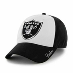 Oakland Raiders '47 Brand  Sparkle Cap
