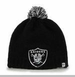 Oakland Raiders '47 Brand Sparkle Knit