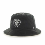 Oakland Raiders '47 Brand Stapleton Bucket Hat