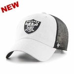 Oakland Raiders '47 Brand Tamarac Clean Up Cap