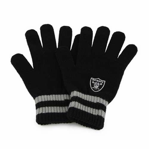Oakland Raiders '47 Brand Team Player Glove - Click to enlarge