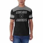 Oakland Raiders '47 Brand Title Run Tee