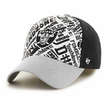 Oakland Raiders '47 Brand Toddler Banter Cap