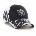 Oakland Raiders '47 Brand Toddler Scorecard Cap