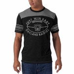 Oakland Raiders '47 Brand Top Gun II Tee