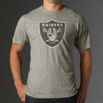 Oakland Raiders Varsity Scrum Tee