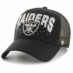 Oakland Raiders '47 Brand Women's Emerson Cap