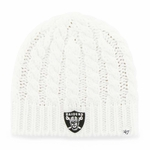 Oakland Raiders '47 Brand Women�s Newbury Knit