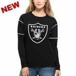 Oakland Raiders '47 Brand Women's Sport Sweatshirt