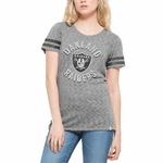 Raiders '47 Brand Womens Aerial Tee