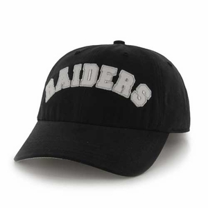 Oakland Raiders '47 Brand Womens Natalie Cap - Click to enlarge