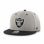 Oakland Raiders '47 Brand Youth Oath Prospect Cap