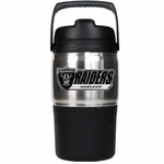 Oakland Raiders 48oz Thermal Jug