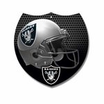 Oakland Raiders 8x8 Interstate Sign
