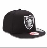Oakland Raiders 9Fifty Flip Up Cameo