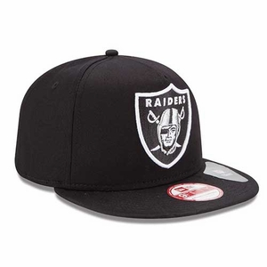 Oakland Raiders New Era 9Fifty Flip Up Cameo - Click to enlarge