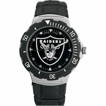Oakland Raiders Agent Series Mens Watch