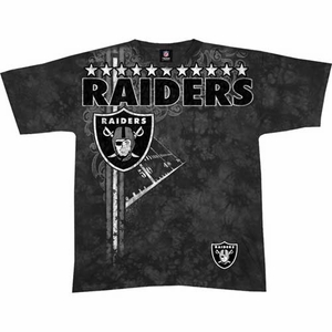 Oakland Raiders All Pro Tee - Click to enlarge