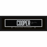 Oakland Raiders Amari Cooper Replica Signature Plaque