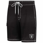 Oakland Raiders Assist Swim Trunk