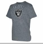 Oakland Raiders Assist Tri Blend Tee