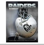 Oakland Raiders August 23rd Game Day Program vs. Chicago Bears