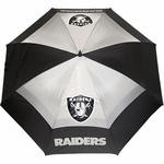 Oakland Raiders Automatic Open Umbrella