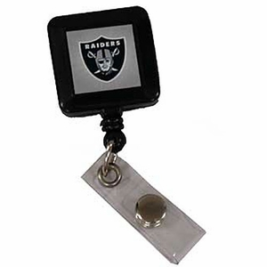 Oakland Raiders Badge Holder - Click to enlarge