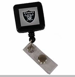 Oakland Raiders Badge Holder
