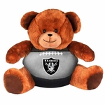 Oakland Raiders Ball Belly Bear