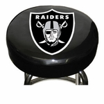 Oakland Raiders Bar Stool Cover