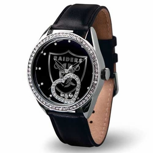 Oakland Raiders Beat Ladies Watch - Click to enlarge