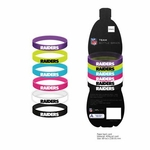 Oakland Raiders Beverage Bands