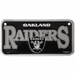 Oakland Raiders Bike Tag