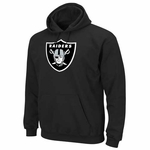Oakland Raiders Black Logo Tech Fleece