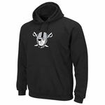 Oakland Raiders Black Pirate Logo Tech Fleece