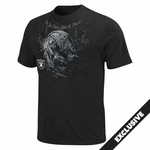 Oakland Raiders Bleeding Helmet II Tee