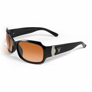 Oakland Raiders Bombshell Sunglasses - Click to enlarge