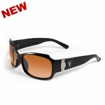 Oakland Raiders Bombshell Sunglasses