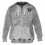 Oakland Raiders Brady Full Zip Hoody