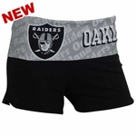 Oakland Raiders Cameo Short