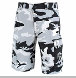 Oakland Raiders Camo Cargo Shorts
