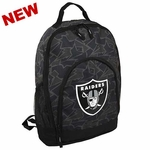 Oakland Raiders Camouflage Backpack