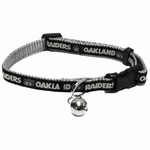 Oakland Raiders Cat Collar