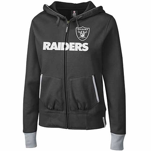 Oakland Raiders Chant Hoodie - Click to enlarge