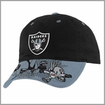 Oakland Raiders Children Headwear Merchandise