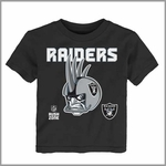 Oakland Raiders Children Toddler Merchandise