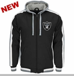 Oakland Raiders Chop Block Jacket