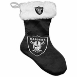 Oakland Raiders Christmas Stocking